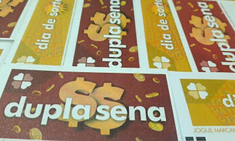 Confira o resultado da Dupla-Sena pelo Concurso 2105 de hoje (16/7)/ Créditos: Tecno Notícias